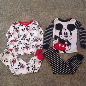 4T Disney PJs